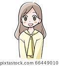 微笑着看着前面的女人 66449010