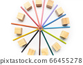 Art and Craft crayons of assorted colors with 66455278