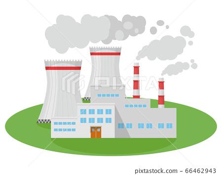 원자력 발전소 66462943