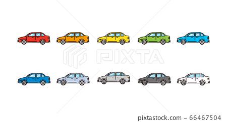 各種轎車 66467504