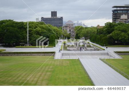 히로시마 평화 기념 공원 그 4 66469037