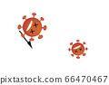 Image of new coronavirus ending 66470467