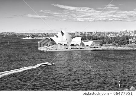 AUSTRALIA,SYDNEY-CIRCA  AUGUST 2017-opera house 66477951