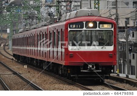 Keikyu Line Keikyu Main Line, Keikyu Higashi-Kanagawa Station Regular train (800 series) 66479898