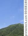 한가로운 산의 풍경 66488180