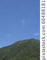 한가로운 산의 풍경 66488181