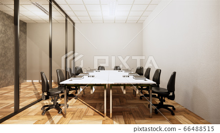 Office business - beautiful boardroom meeting room 66488515