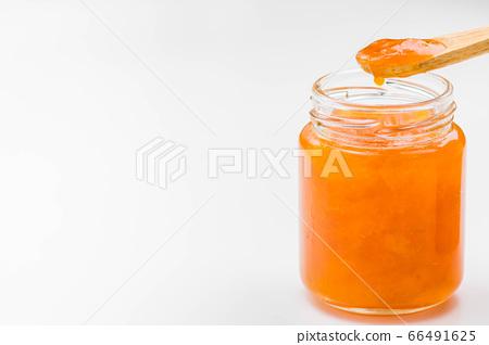 Apricot jam 66491625