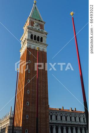 산 마르코 광장의 종탑 (이탈리아 - 베네치아) 66493022
