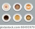 Creative art coffee set 66493970