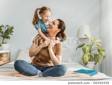 Happy loving family 66498499