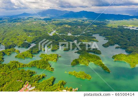 臺灣台南烏山頭水庫Taiwan Tainan Wushantou Reservoir 66500414