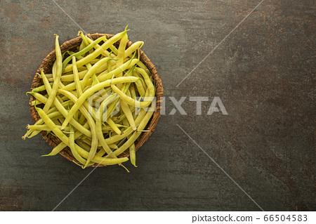 yellow beans 66504583
