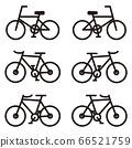 自行車圖標 66521759