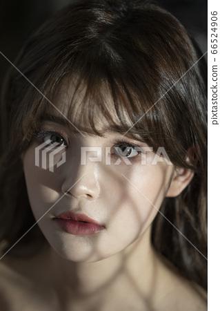 Beauty,woman,shadow 66524906