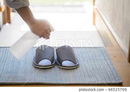 拖鞋消毒 66525709