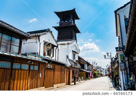 Kawagoe City, Saitama Prefecture, the bell at the symbol of Koedo Kawagoe 66560173