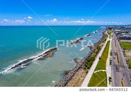 臺灣高雄興達港海岸Taiwan Kaohsiung Xingda Port Coast 66560312