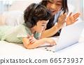 亲子生活方式家庭 66573937