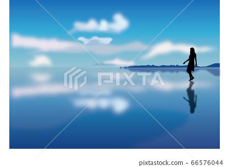 Uyuni salt lake 66576044