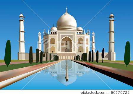 Taj Mahal 66576723