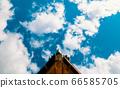 Matsuyama Castle in Matsuyama, Japan 66585705