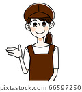 Bakery woman 66597250