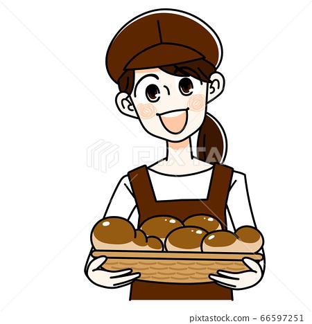 麵包店的女人 66597251