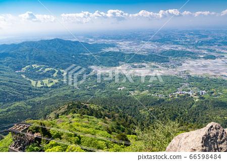 【이바라키 현】 츠쿠바 女体山에서 바라 보는 관동 평야 66598484