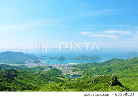 香川縣小豆島藍天坎卡基天文台 66599624