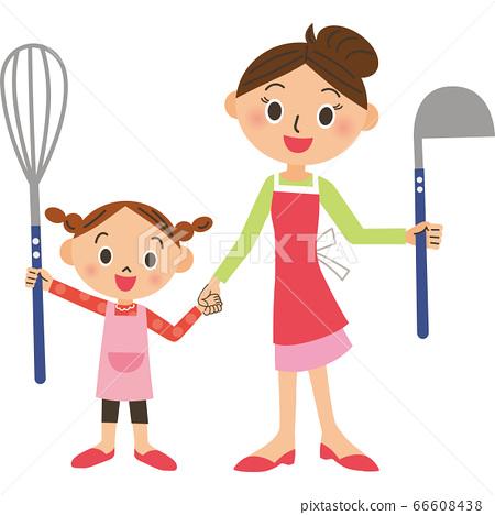 父母喜歡做飯 66608438