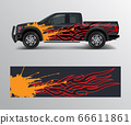 Racing background for vinyl wrap and decal for 66611861