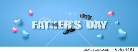 Happy Father's Day greeting card 66624491