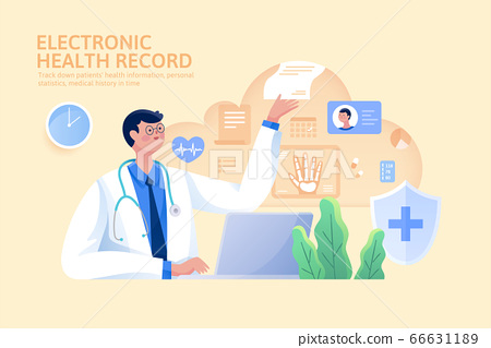 Electronic health record 66631189