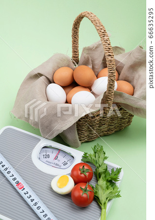 Close up of different kind of eggs 181 66635295