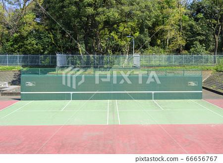 Tennis wall driving range (Suginami Ward, Tokyo) 66656767