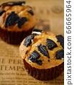 黑餅乾鬆餅(垂直位置) 66665964