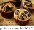 黑餅乾鬆餅 66665971