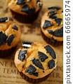 黑餅乾鬆餅 66665974