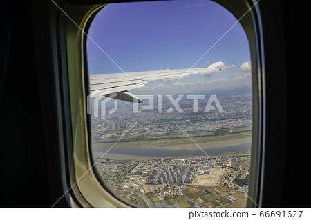 비행기 66691627