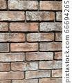 벽돌 벽 66694265