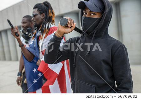 american black civilians fight with discrimination 66709682