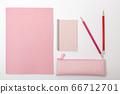筆記本,筆袋和筆記本 66712701