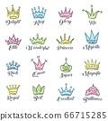 Queen crowns sketch 66715285