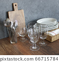 Tableware for cafes and bars 66715784