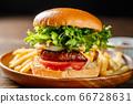 Hamburger 66728631