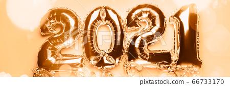 Balloon Bunting, New Year 2021 66733170