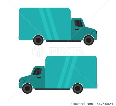 truck icon 66748024