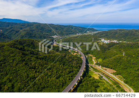 臺灣台東交通自然景觀Taiwan Taitung Traffic Natural Landscape 66754429