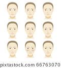 女性面部皮肤麻烦插图集 66763070